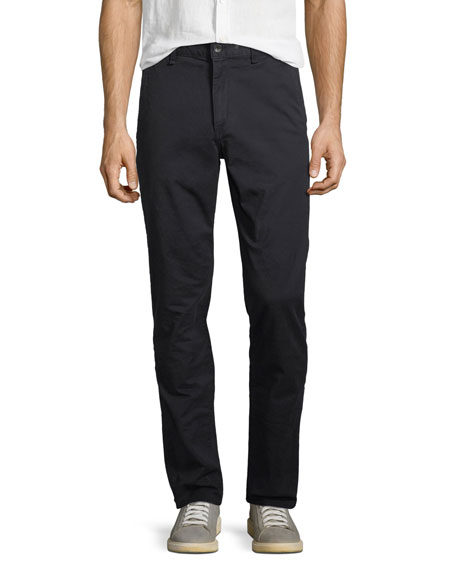 Image 1 of 3: Rag & Bone Men's Fit 2 Mid-Rise Slim-Fit Chino Pants