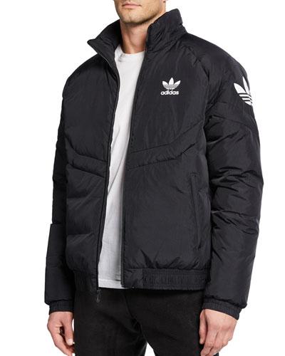 Men's Down Puffer Jacket