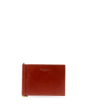 Saint Laurent Men's YSL Portadollari Wallet
