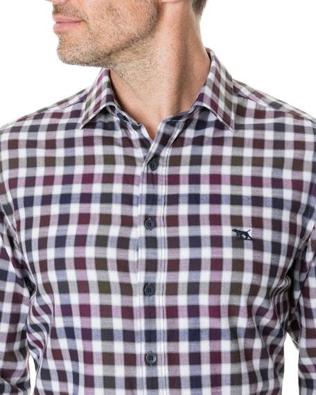 Rodd & Gunn Men's Harvest Avenue Check Sport Shirt