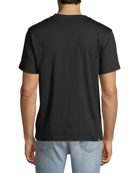 Mostly Heard Rarely Seen Men's Mobility Graphic T-Shirt