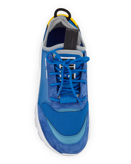 3ebc02c46cfda0 Image 2 of 3  Men s Ader Error Leather Trainer Sneakers