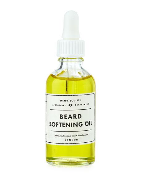Men's Society Beard Softening Oil