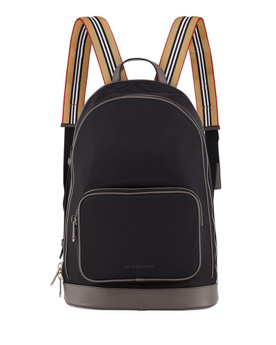 Men's Rocco Canvas Backpack