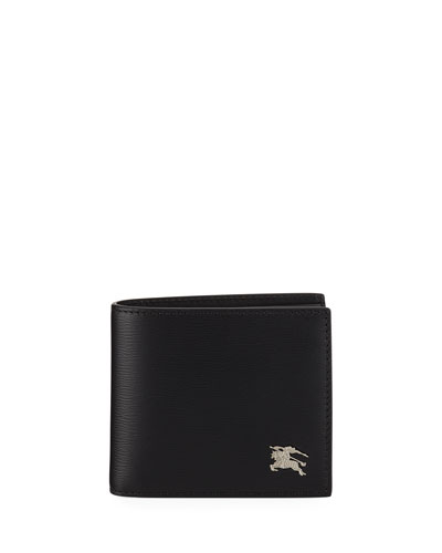 Men's Leather Hipfold Wallet