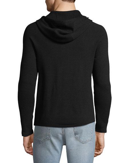 Michael Kors Men's Active Stitch Zip-Front Hoodie