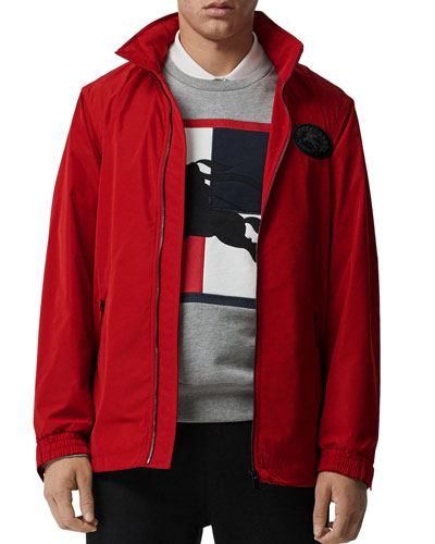 Men's Robinson Coat with Detachable Hood