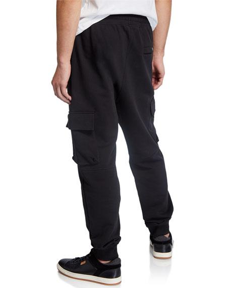 Burberry Men's Justley Cargo Jogger Pants