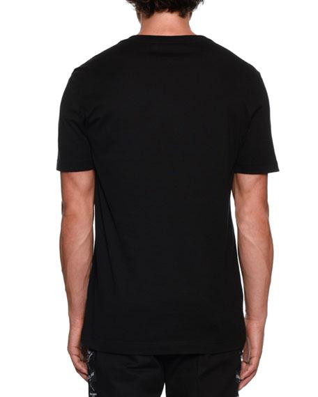 Dolce & Gabbana Men's Logo Crewneck T-Shirt