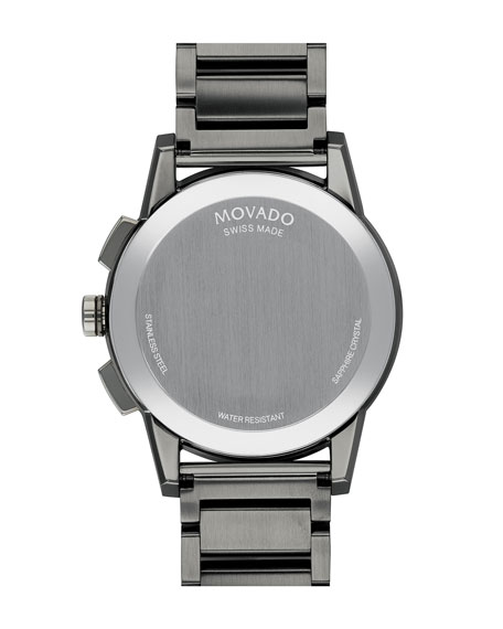 Movado Men's Museum Sport Chronograph Bracelet Watch