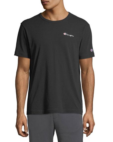 Champion Europe Men's Script Logo T-Shirt