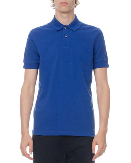 Berluti Men's Cotton Polo Shirt