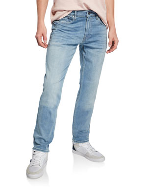1681ac21f779 Hudson Men s Blake Slim-Straight Jeans