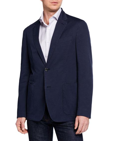 Ermenegildo Zegna Men's Regular-Fit Blazer