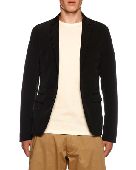 Moncler Men's Cligneux Two-Button Jacket