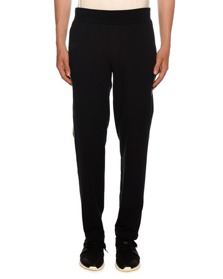 Moncler Men's Piped Track Pants