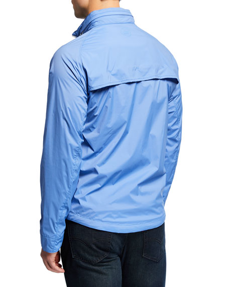 Peter Millar Men's Seaside Wind-Resistant Jacket