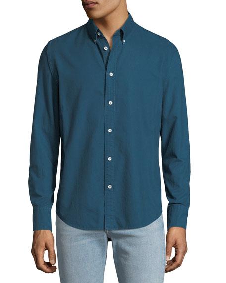Rag & Bone Men's Fit 2 Tomlin Oxford Sport Shirt