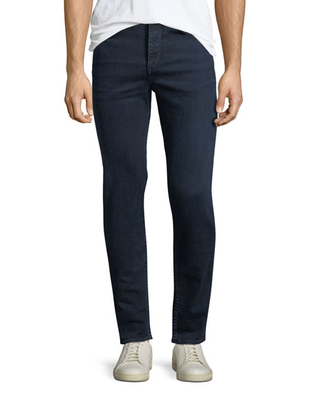 Rag & Bone Men's Standard Issue Fit 3 Loose-Fit Straight-Leg Jeans, Bayview