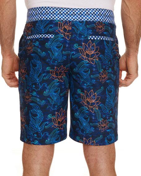 Robert Graham Men's Tamura Board Shorts