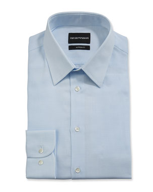 af536323cf Armani Collezioni Dress & Striped Dress Shirts at Neiman Marcus