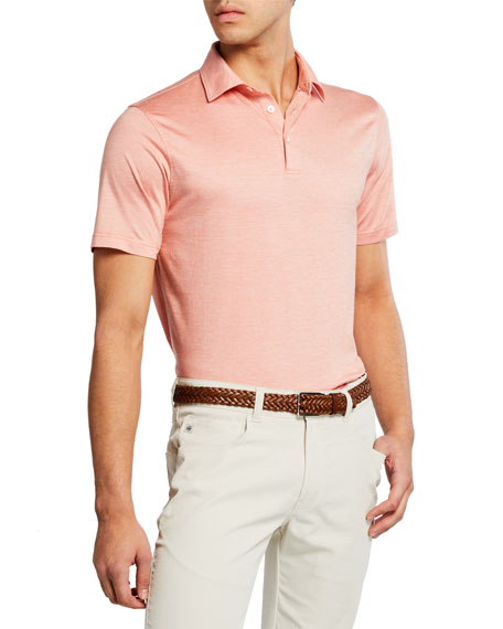 Peter Millar Men's Excursionist Flex Polo Shirt