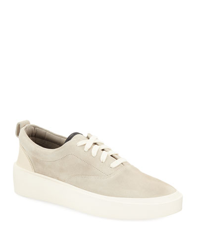 Men's 101 Suede Low-Top Sneakers