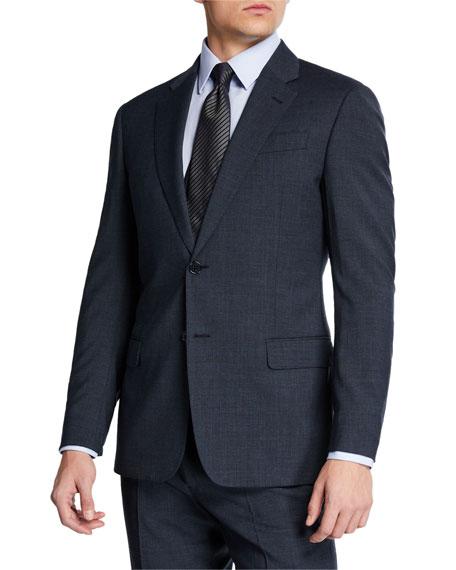 Emporio Armani Men's G Line Melange Two-Piece Suit