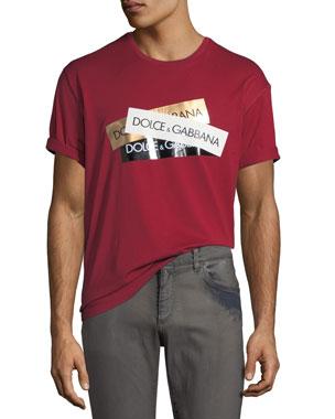 85671163 Men's Designer Polos & T-Shirts at Neiman Marcus