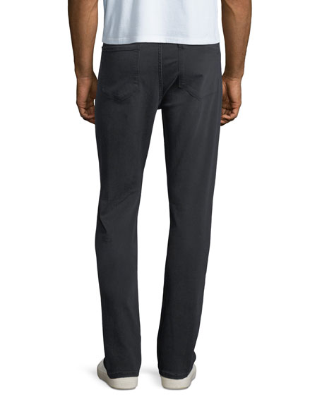 PAIGE Men's Federal Slim-Straight Jeans, Knoll