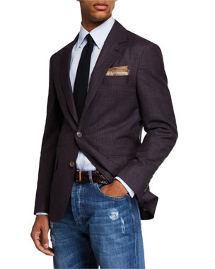 c219ce3cb Brunello Cucinelli Men's Clothing & Accessories at Neiman Marcus