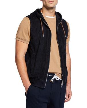 74013d98d11 Men's Designer Coats & Jackets at Neiman Marcus