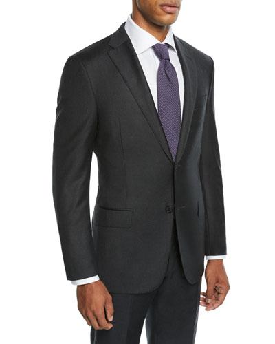 Men's Two-Piece Tasmanian Solid Suit