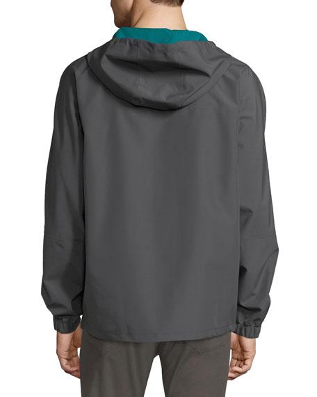 Vince Men's Packable Anorak Hoodie