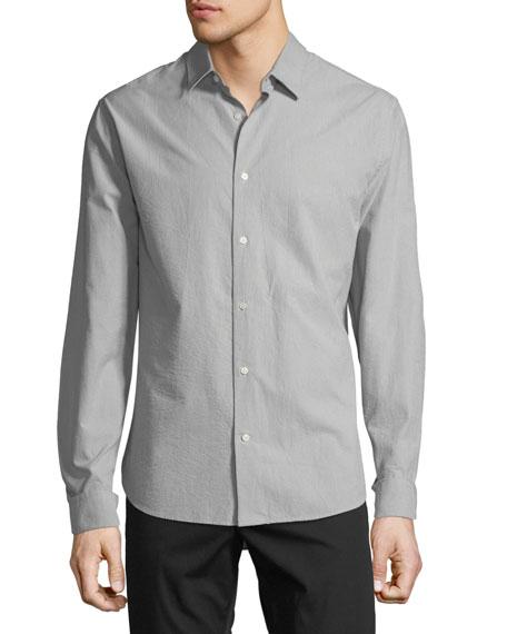 Vince Men's Micro Stripe Sport Shirt