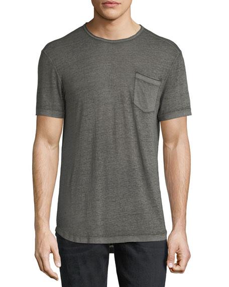 John Varvatos Star USA Men's Burnout T-Shirt
