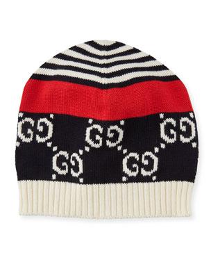 38b2c027fc02a Gucci Men s Hat Marinat Beanie