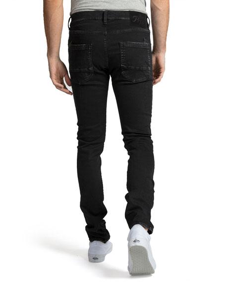 PRPS Men's Stretch Fabric Denim Jeans