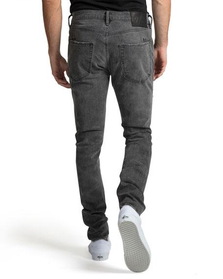 PRPS Men's Windsor Stretch Washed Denim Jeans