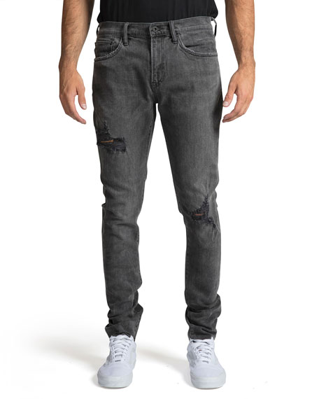 PRPS Men's Windsor Stretch Washed Denim Jeans