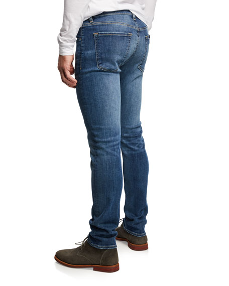 7 For All Mankind Men's Paxtyn In Authentic Runaway Skinny Denim Jeans