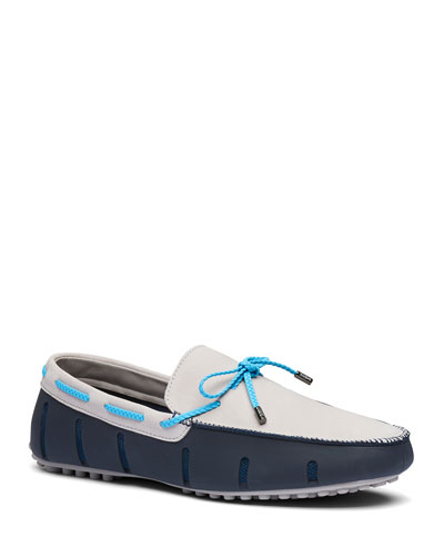 Men's Braided Lace Luxe Loafer Drivers