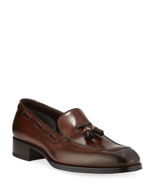 d4b6ff57b6a TOM FORD Men s Tassel Loafers