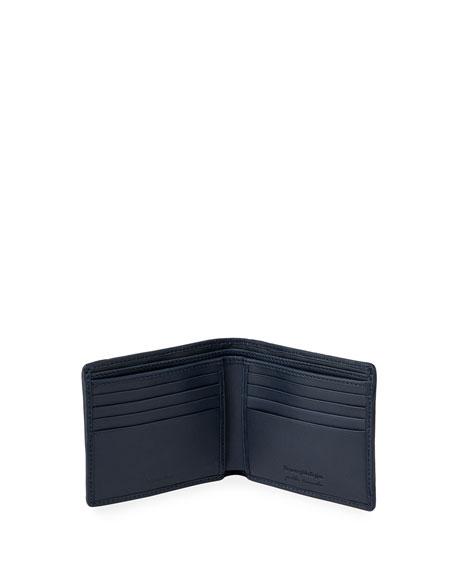 Ermenegildo Zegna Men's Pelle Bi-Fold Wallet
