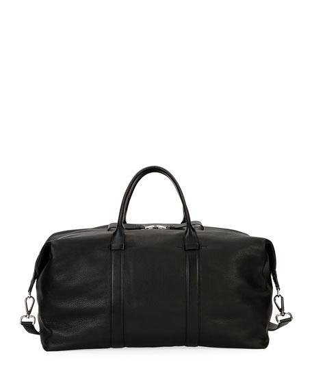 TOM FORD Men's Leather Duffel Bag