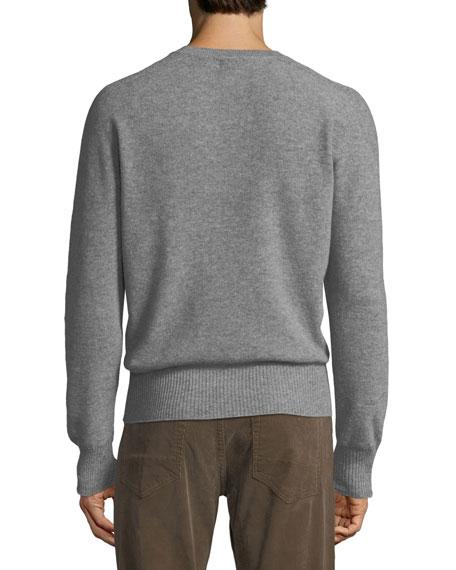 TOM FORD Men's Seamless 12-Gauge Light Cashmere Sweater