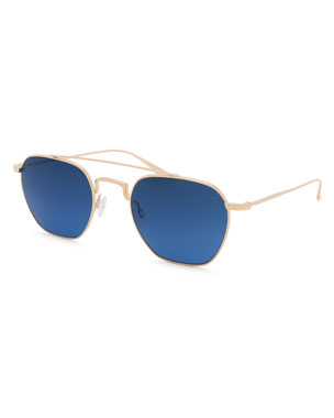 3e8290665c Barton Perreira Men s Doyen Titanium Aviator Sunglasses. Favorite. Quick  Look