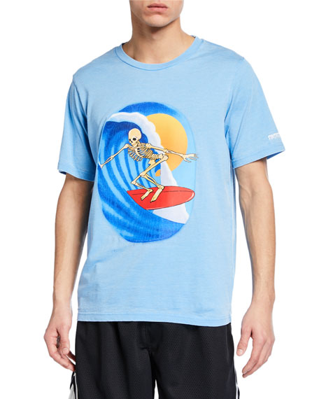 Ovadia & Sons Men's x Stanley Mouse Reversible Graphic T-Shirt