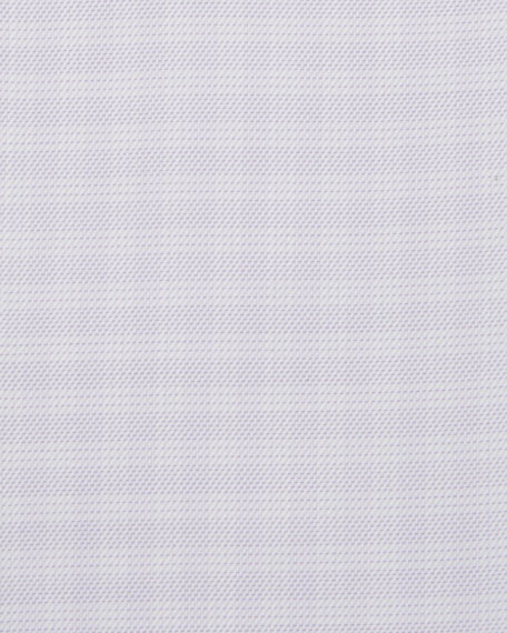 Image 2 of 2: Brioni Men's Lavender Plaid Dress Shirt