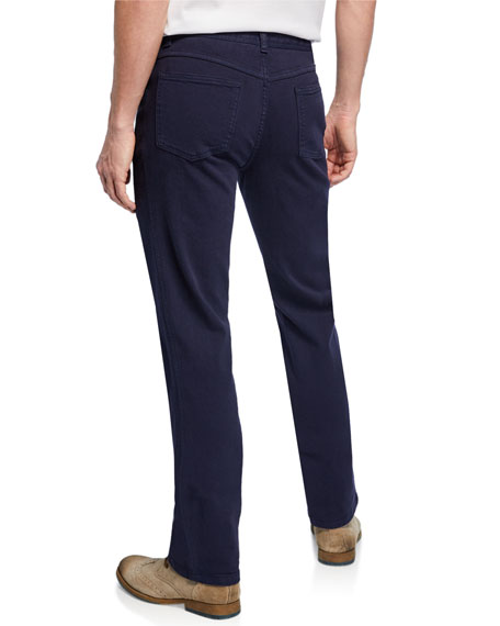 Brioni Men's 5-Pocket Straight-Leg Pants